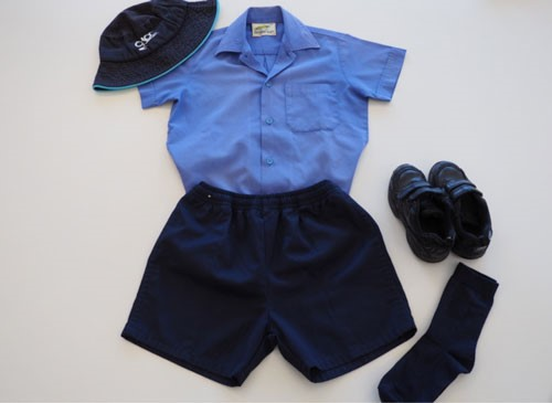 Uniform | Our Lady Help of Christians School, Earlville